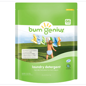 bumGenius Cloth Diaper and Laundry Detergent