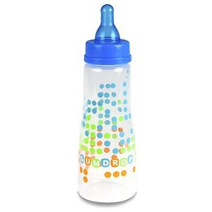 The First Years GumDrop Slim Neck Bottle