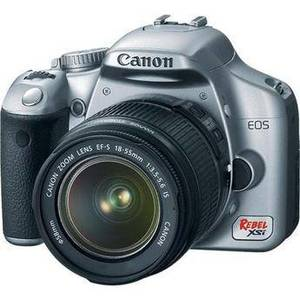 Canon EOS Rebel XSi SLR Digital Camera