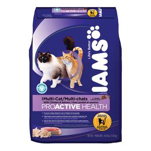 Iams Chicken Proactive Health Dry Cat Food