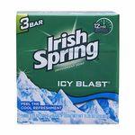 Irish Spring Icy Blast Deodorant Soap