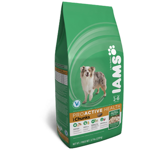 Iams ProActive Health Chunks Dry Dog Food