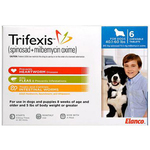 Trifexis Heartworm and Flea Treatment for Dogs
