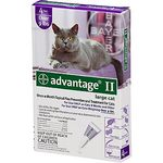 Advantage Topical Flea Treatment for Cats