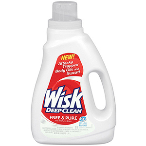 Wisk Deep Clean Free and Pure HE