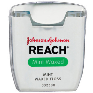 Reach mint waxed dental floss reviews for What is flossing