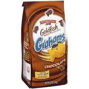 Pepperidge Farm Chocolate Graham Goldfish
