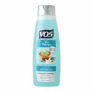 Alberto V05 Tea Therapy Clarifying Shampoo, Vanilla Mint Tea