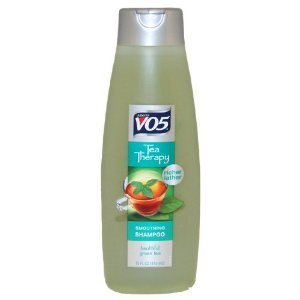 Alberto V05 Tea Therapy Smoothing Shampoo, Healthful Green Tea