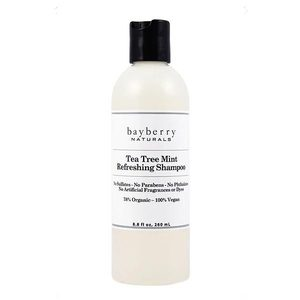 Bayberry Naturals Tea Tree Mint Refreshing Shampoo