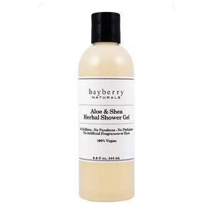 Bayberry Naturals Aloe & Shea Herbal Shower Gel