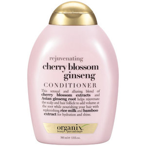 Organix Rejuvenating Cherry Blossom Ginseng Conditioner