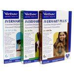 Iverhart Plus Heartworm Preventative Chewables