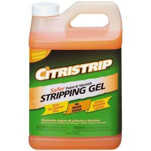Citristrip Safer Paint and Varnish Stripping Gel
