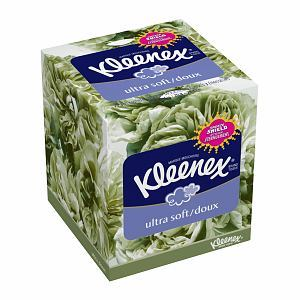 Kleenex Ultra Soft Facial Tissue
