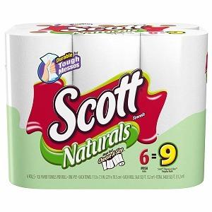 Scott Naturals Paper Towels