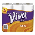 Viva White Paper Towels