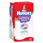 Huggies Disposable Washcloths with Lavender and Chamomile