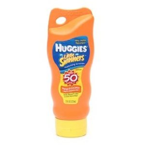 Huggies Little Swimmers Moisturizing Sunscreen