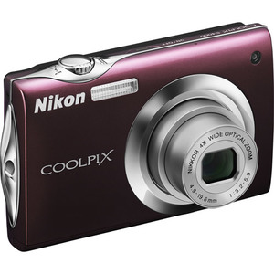 Nikon - Coolpix S4000 Digital Camera