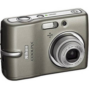 Nikon - Coolpix L11 Digital Camera