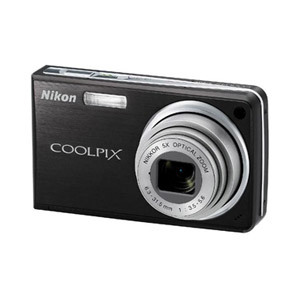 Nikon - Coolpix S550 Digital Camera