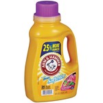 Arm & Hammer Liquid Laundry Detergent Plus a Touch of Softener