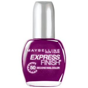 Maybelline Express Finish 50 Second Nail Color - All Shades