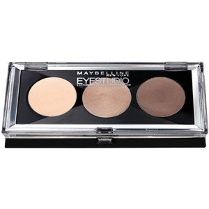 Maybelline Eye Studio Cream Eyeshadow Trio 25 Neutral Liasons