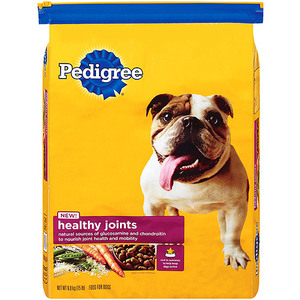 Your senior dog deserves a tasty, balanced meal that's prepared specially for them. Every bag of PEDIGREE Active Senior Roasted Chicken, Rice & Vegetable Dog Food is formulated with omega-3 fatty acids and vitamin E antioxidants to help support your older dog's heart, mind and immune system.