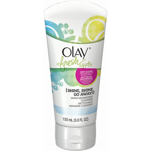 Olay Fresh Effects Shine, Shine Go Away! Shine Minimizing Cleanser