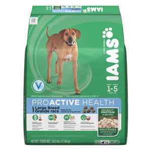Iams Proactive Health Adult Large Breed Dry Dog Food Reviews