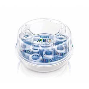 Avent Express II Microwave Steam Sterilizer