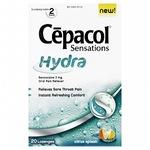 Cepacol Hydra Sensations Lozenges