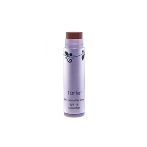 Tarte 24/7 Natural Lip Sheer with SPF15