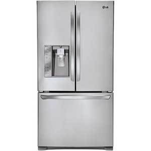 LG 31 cu. Ft. French Door Bottom Freezer Refrigerator
