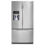 KitchenAid Architect Series II 29 cu. ft. French Door Refrigerator KFIV29PCMS