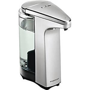 simplehuman Compact Sensor Pump Soap Dispenser