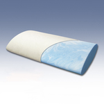 BedInABox.com CoolRest GEL Memory Foam Side Sleeper Pillow