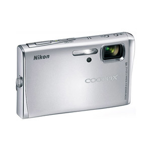 Nikon - Coolpix S50c Digital Camera