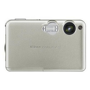Nikon - Coolpix S3 Digital Camera