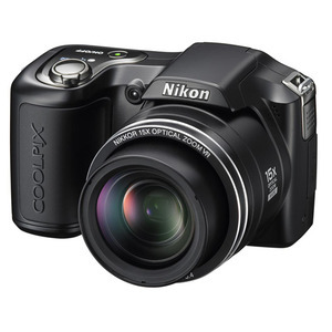 Nikon - Coolpix L100 Digital Camera