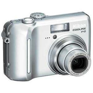 Nikon - Coolpix P2 Digital Camera