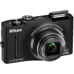 Nikon S8100 Digital Camera