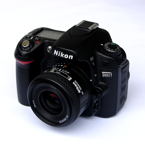 Nikon D80 Body Only Digital Camera