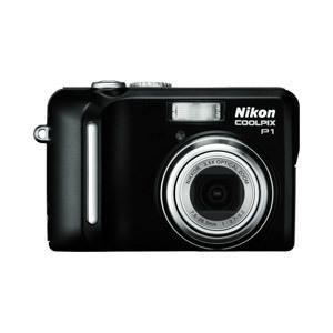 Nikon - Coolpix P1 Digital Camera