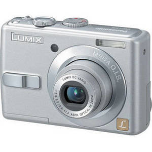 Panasonic LUMIX Digital Camera DMC-LS75