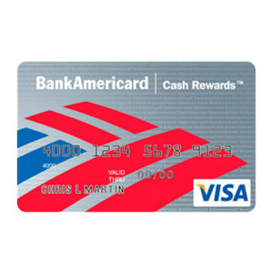 Bank of America BankAmericard Cash Rewards for Students
