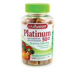 Vitafusion Platinum 50+ Gummy Multivitamins