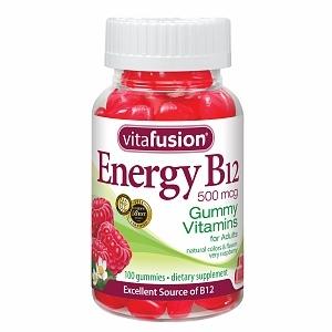 Vitafusion B12 Gummy Vitamins